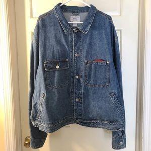 authentic Polo Ralph Lauren Jean jacket never worn
